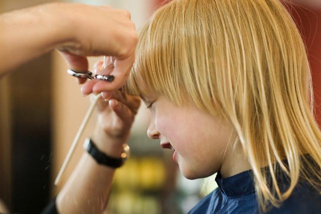 Kids Haircut in Dubai