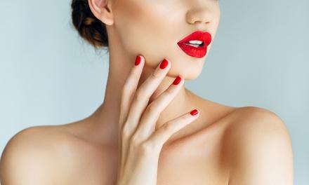 best manicure service dubai